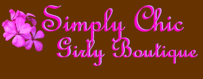 Simply Chic Girly Boutique
