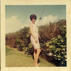 My Mom, in the 1960's