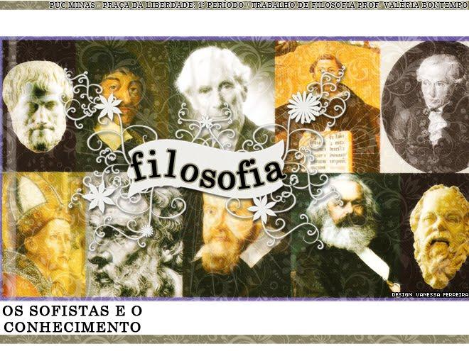 Os Sofistas e o Conhecimento