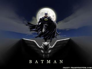 Cartoon wallpaper batman
