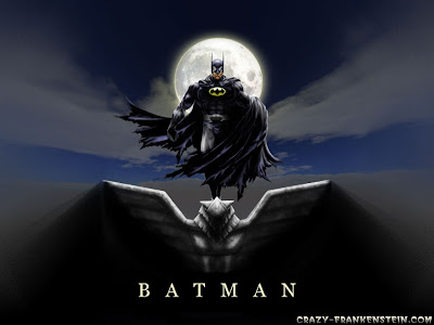 Cartoon wallpaper batman by pinky