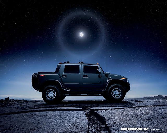 Hummer H2 2007 Car Desktop Wallpaper