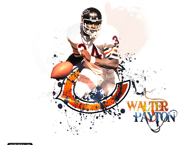 Walter Payton NFL Chicago bears Wallpaper