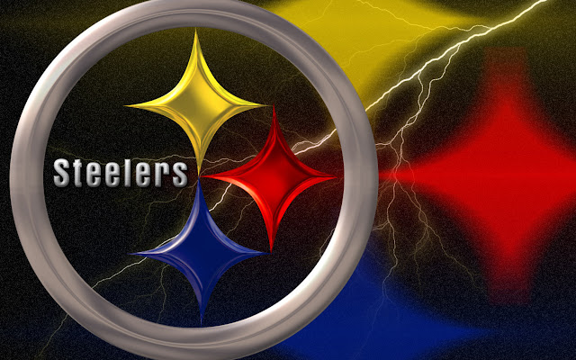Steelers NFL sport logo wallpaper