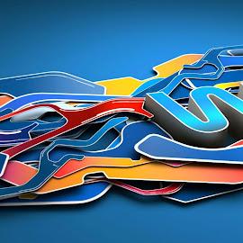 Gambar-gambar grafiti