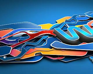 Wallpaper Karya Graffiti Keren