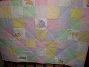 Bugs Baby Quilt