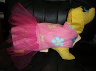 Spring Dog Dress