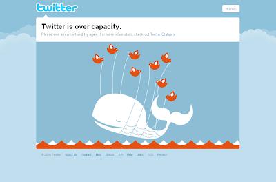 Twitter's Error Page