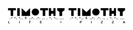 TIMOTHY TIMOTHY titus