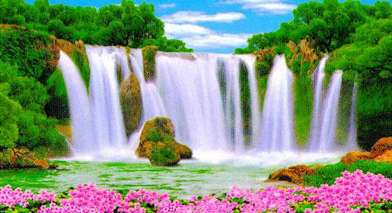 Waterfall Moving Pictures - Moving Pictures - Animated - Images ...