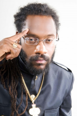 Tarrus Riley wants his music to be contagious