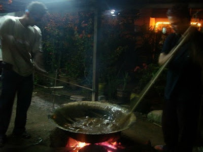Makanan tradisi Melayu: Dodol