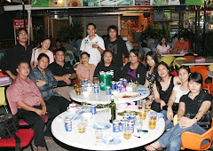 A night out with Iban Baru & Co.
