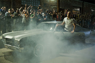 Vin Diesel is back as Dominic Toretto in Fast and Furious 4.