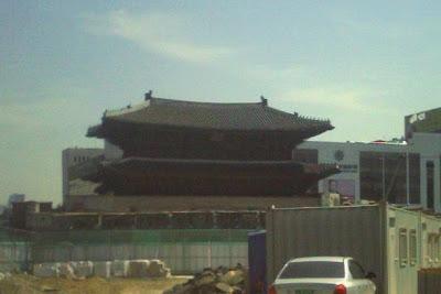 Dongdaemun Gate, east face