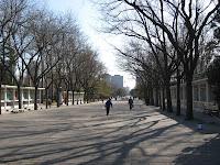 Southern gate, Ritan Park