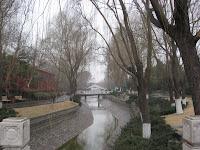 city stream