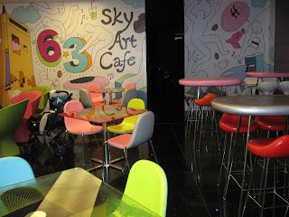 SkyArt Cafe