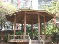 MaeHwa Park pavilion