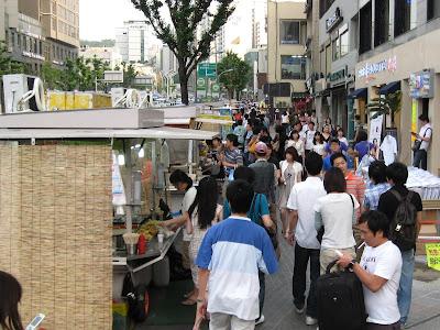 Seouldae Exit 3
