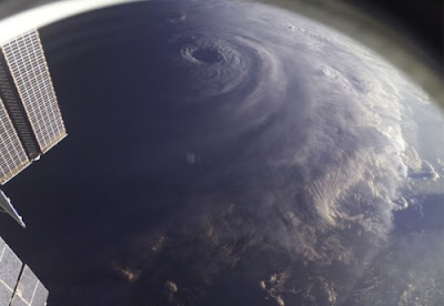 hurricane ike 13 preview Hurricane Ike from Space
