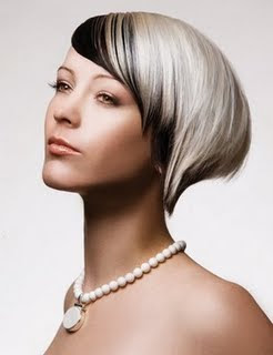 Modern cool bob hairstyels trends 2010