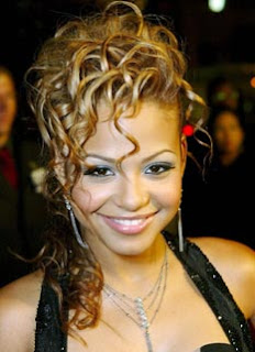 Astonishing Latest Hairstyle Up 2012 Christina Milian Celebrity African Hairstyle Inspiration Daily Dogsangcom