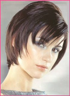 Best short haircut styles for women in summer 2010