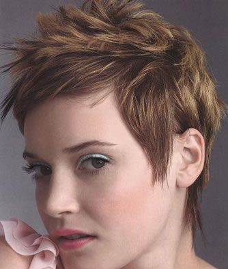 Short Hairstyle Girls