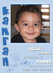 Kamran - The Baby (9 mnths old)