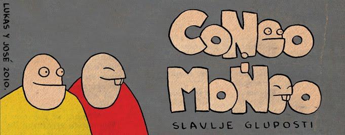 Congo i Mongo - slavlje gluposti