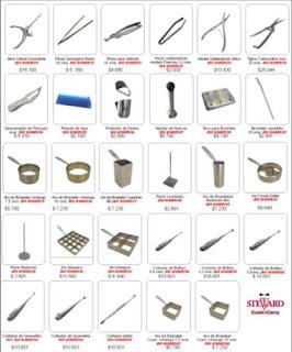 Sabores m s utensilios de acero quirurgico para la cocina for Utensilios del chef