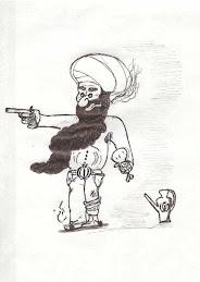 کاریکاتورهای آرمین