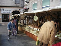 Herb and tea market- Vigo