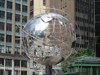 Columbus Circle Sculpture