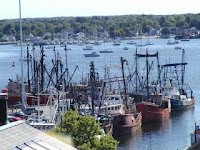 New Bedford Fishing Boats