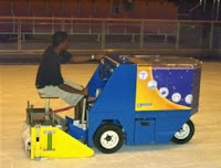 Zamboni at Sea