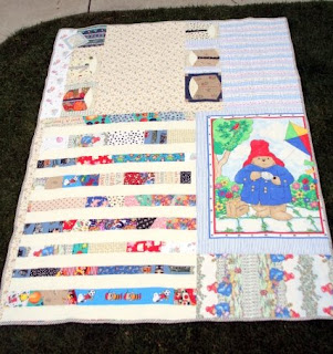 Paddington Bear Quilt & Paddington Bear From Camelot Fabrics / News : paddington bear quilt - Adamdwight.com