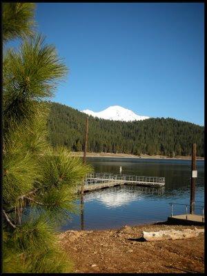 Siskiyou county camping lake siskiyou camp for Lake siskiyou resort cabins