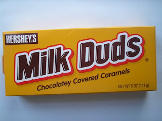 far away milk duds in space candy