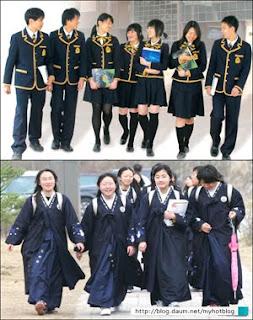 uniforme scolaire au Japon