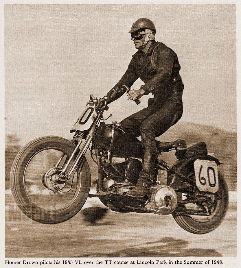 MOTOS en NOIR & BLANC - Page 3 Harley%2BVL%2BLincoln%2BPark