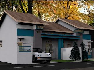 Desain Rumah Minimalis Type 45 2014