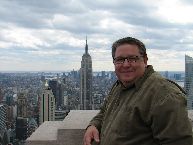 Top of The Rock-New York City