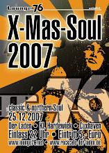 XMas Soul 2007 im Laden