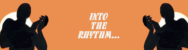 into the rhythm