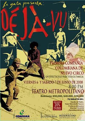 Deja-vu Medellin