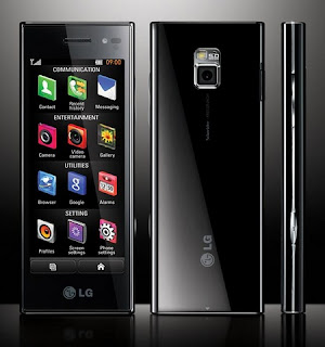 Mobile Phones Review LG Chocolate Touch