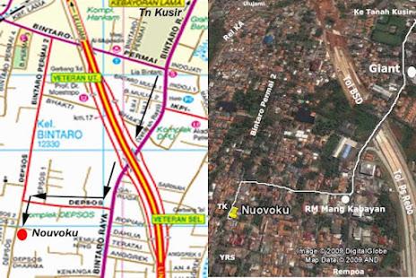 Peta Panduan Nouvoku